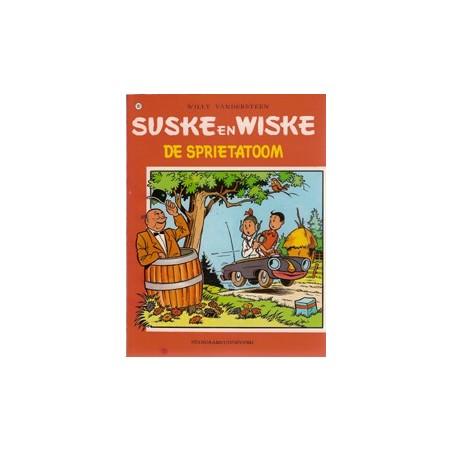 Suske & Wiske  107 De sprietatoom