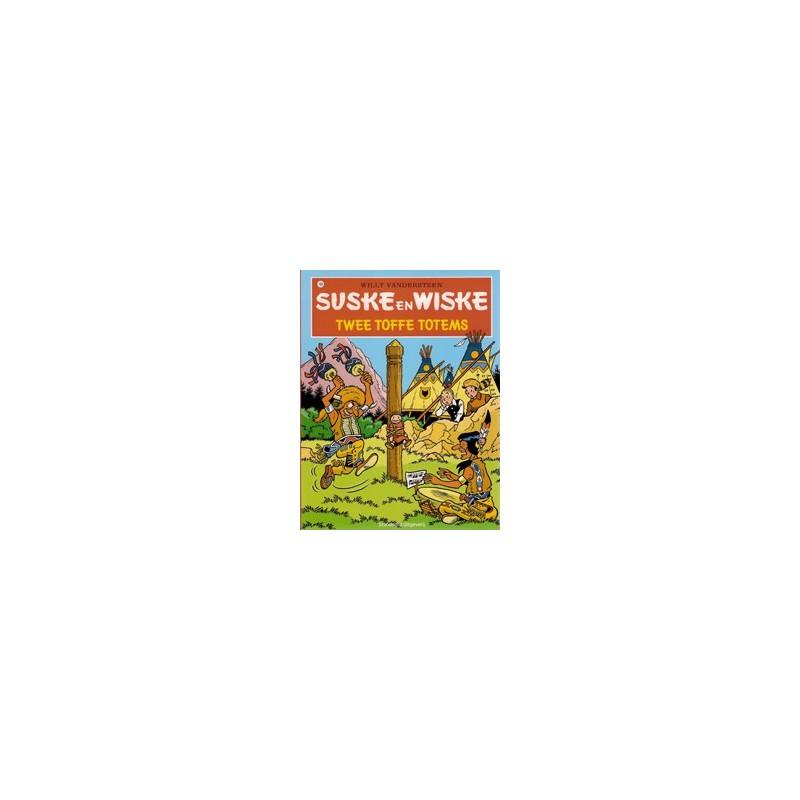 Suske & Wiske 108 Twee toffe totems