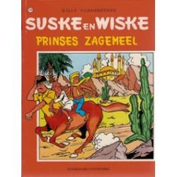 Suske & Wiske 129 Prinses Zagemeel