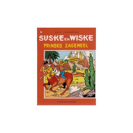 Suske & Wiske 129 Prinses Zagemeel herdruk