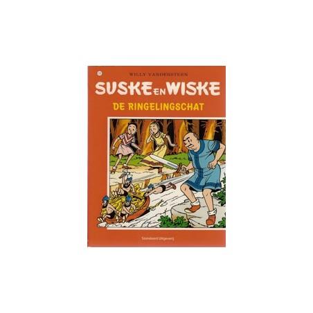 Suske & Wiske  137 De ringelingschat