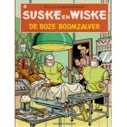Suske & Wiske 139 De boze boomzalver