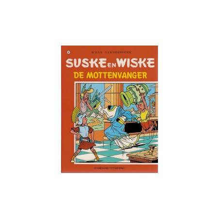 Suske & Wiske  Oorspronkelijk omslag* 142 De mottenvanger