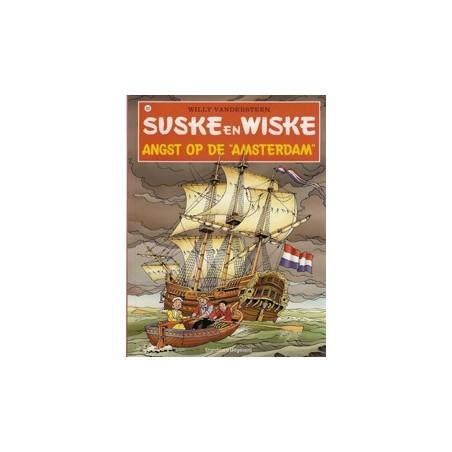Suske & Wiske  202 Angst op de 'Amsterdam'