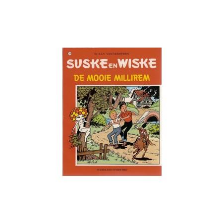 Suske & Wiske  Oorspronkelijk omslag* 204 De mooie millirem
