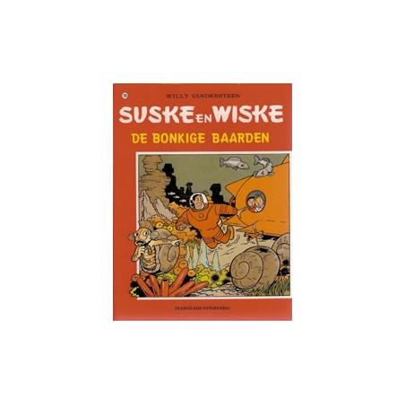 Suske & Wiske  206 De bonkige baarden