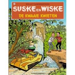Suske & Wiske 209 De kwaaie kwieten