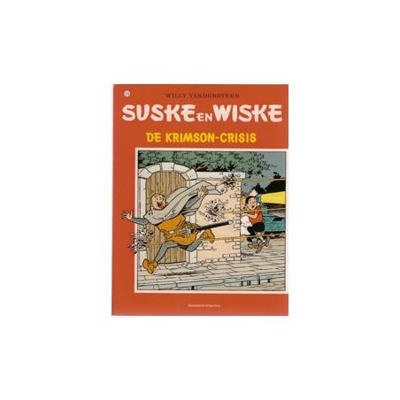 Suske & Wiske 215 De Krimson-crisis herdruk