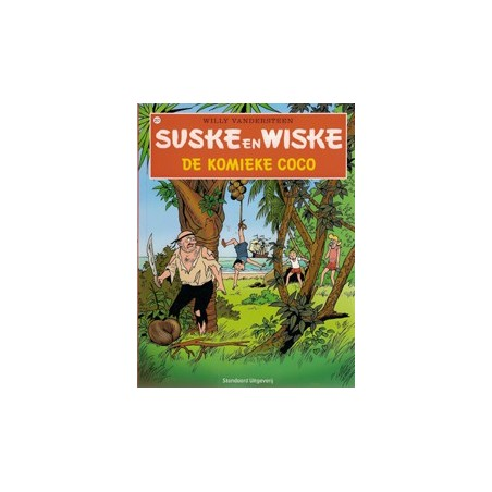 Suske & Wiske  217 De komieke coco