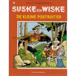 Suske & Wiske 224 De kleine postrijder