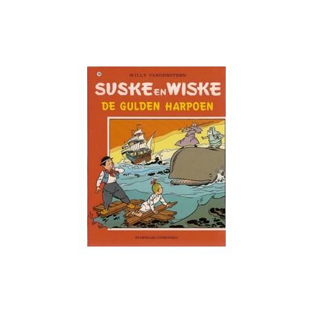 Suske & Wiske  Oorspronkelijk omslag* 236 De gulden harpoen