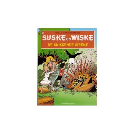 Suske & Wiske  237 De snikkende sirene