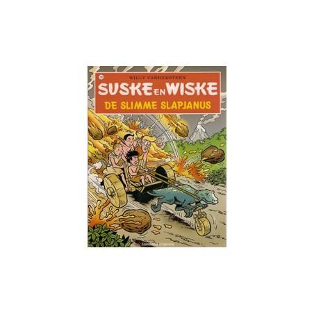 Suske & Wiske  238 De slimme slapjanus