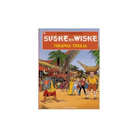 Suske & Wiske  242 Tokapua Toraja