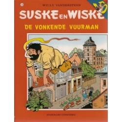 Suske & Wiske 246 De vonkende vuurman
