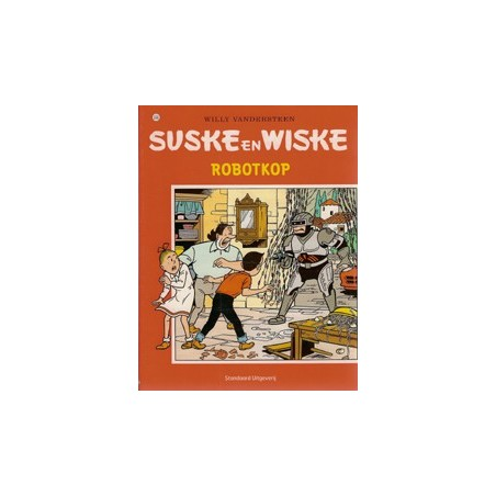 Suske & Wiske  248 Robotkop