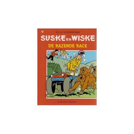 Suske & Wiske  Oorspronkelijk omslag* 249 De razende race