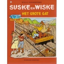 Suske & Wiske 250 Het grote gat