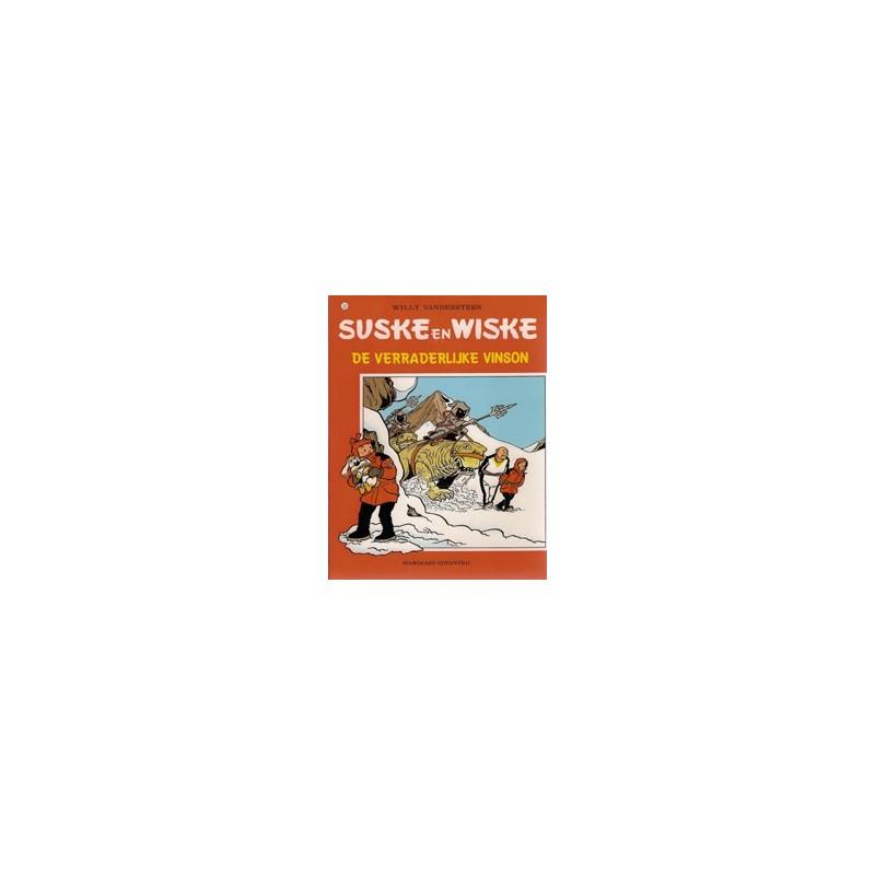 Suske & Wiske 251 De verraderlijke vinson