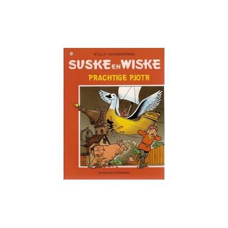 Suske & Wiske  Oorspronkelijk omslag* 253 Prachtige Pjotr