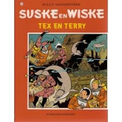 Suske & Wiske 254 Tex en Terry