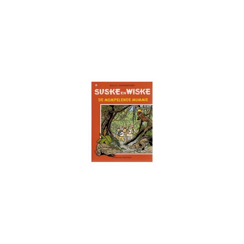 Suske & Wiske  Oorspronkelijk omslag* 255 De mompelende mummie