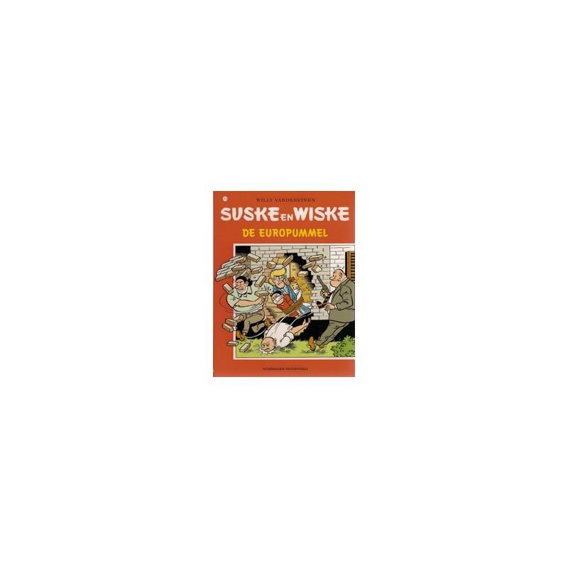 Suske & Wiske  273 De Europummel