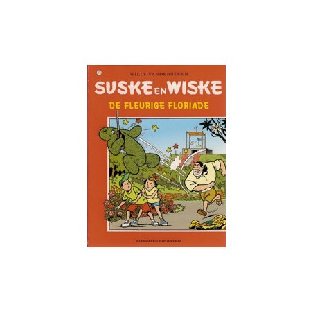 Suske & Wiske  274 De fleurige floriade