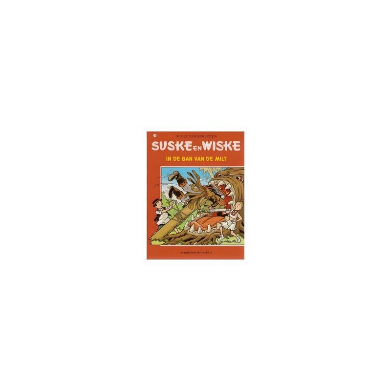 Suske & Wiske  276 In de ban van de milt