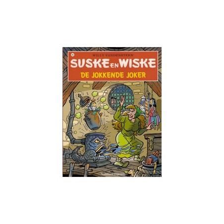 Suske & Wiske  304 De jokkende joker
