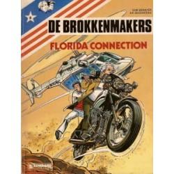 Brokkenmakers 08 Florida connection 1e druk 1983 gebr.sp.