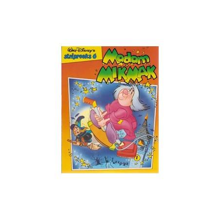 Madam Mikmak Walt Disney stripreeks 06 herdruk 1988