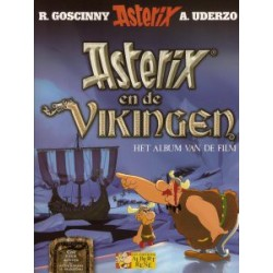 Asterix filmalbum En de Vikingen (Het album van de film)