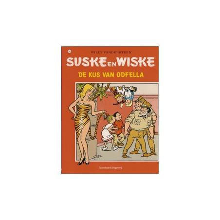 Suske & Wiske  280 De kus van Odfella