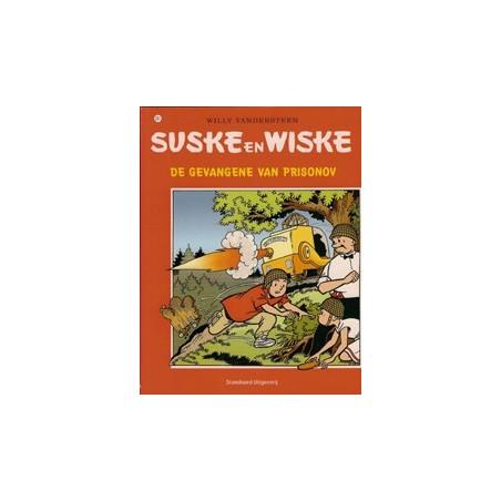 Suske & Wiske  Oorspronkelijk omslag* 281 De gevangene van Prisonov