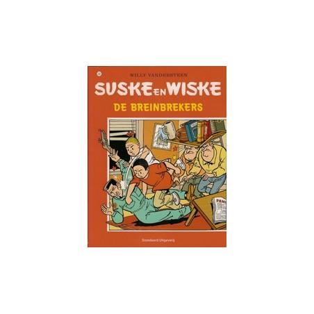 Suske & Wiske  282 De breinbrekers