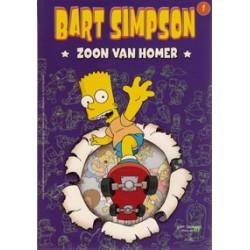 Bart Simpson 01 Zoon van Homer 1e druk 2000