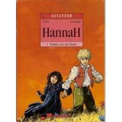 Hannah 01 (Sulitzer)<br>Ruiters van de Dood<br>1e druk 1991