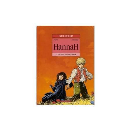 Hannah 01 Ruiters van de Dood 1e druk 1991