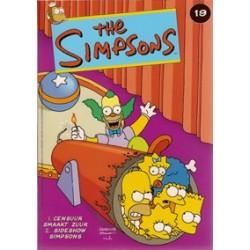 Simpsons 19 Censuur smaakt zuur 1e druk 1998