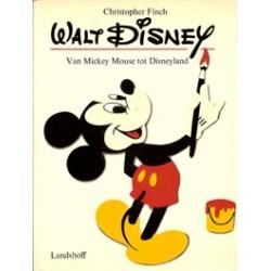Walt Disney<br>Van Mickey Mouse tot Disneyland<br>1e druk 1975