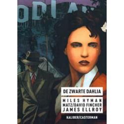 Kaliber 13<br>De zwarte dahlia<br>naar James Ellroy