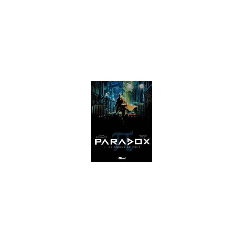 Paradox 01 De oneindige mens 1e druk 2013