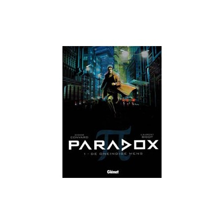 Paradox 01<br>De oneindige mens