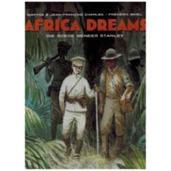 Africa dreams 03 HC<br>Die goede meneer Stanley
