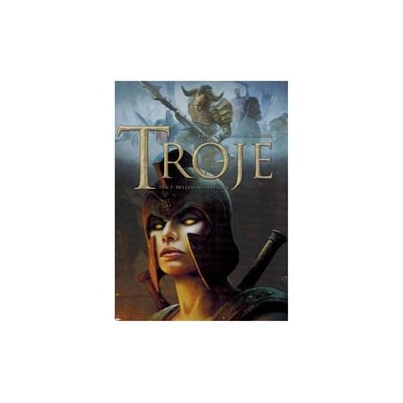 Troje 02 HC Het geheim van de Talos