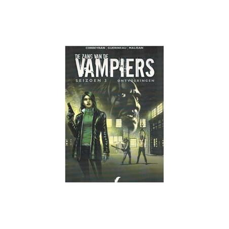 Zang van de vampiers  14 Ontvoeringen