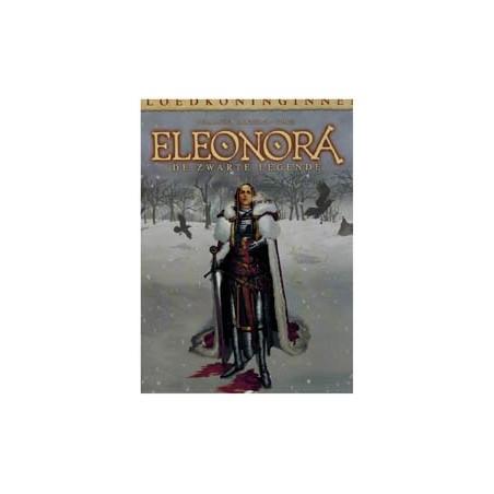 Bloedkoninginnen 1.2 HC Eleonora De zwarte legende deel 2 (van 3)