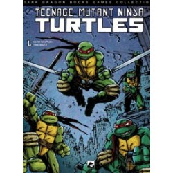 Teenage Mutant Ninja Turtles D01<br>Verandering is constant