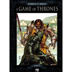 Game of thrones 05<br>naar George R. R. Martin